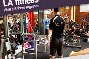 LA fitness Dartry