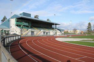 Morton Stadium Gym