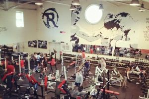 Raw Condition Gym