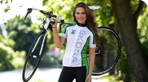 Skoda Cycle Series 2015